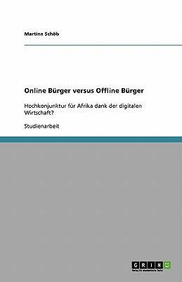 Online Bürger versus Offline Bürger