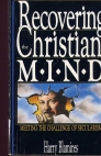 Recovering the Christian mind