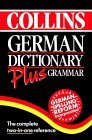 Collins German Dictionary Plus Grammar