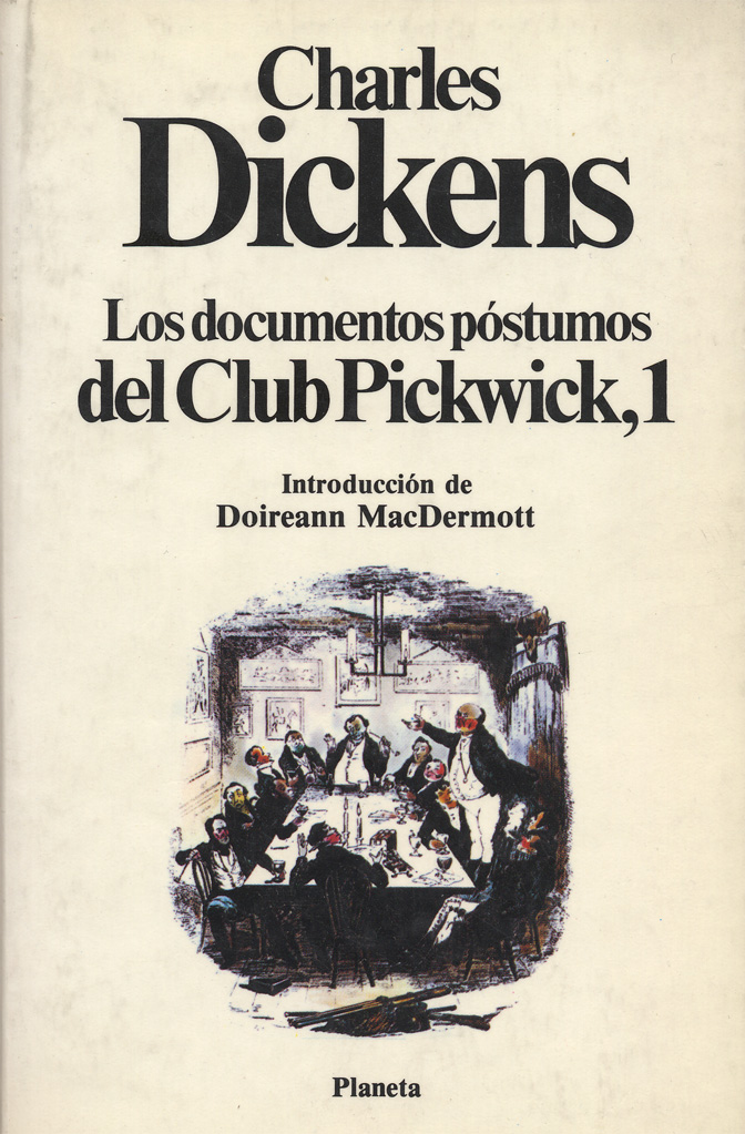 Los documentos póstumos del Club Pickwick 1
