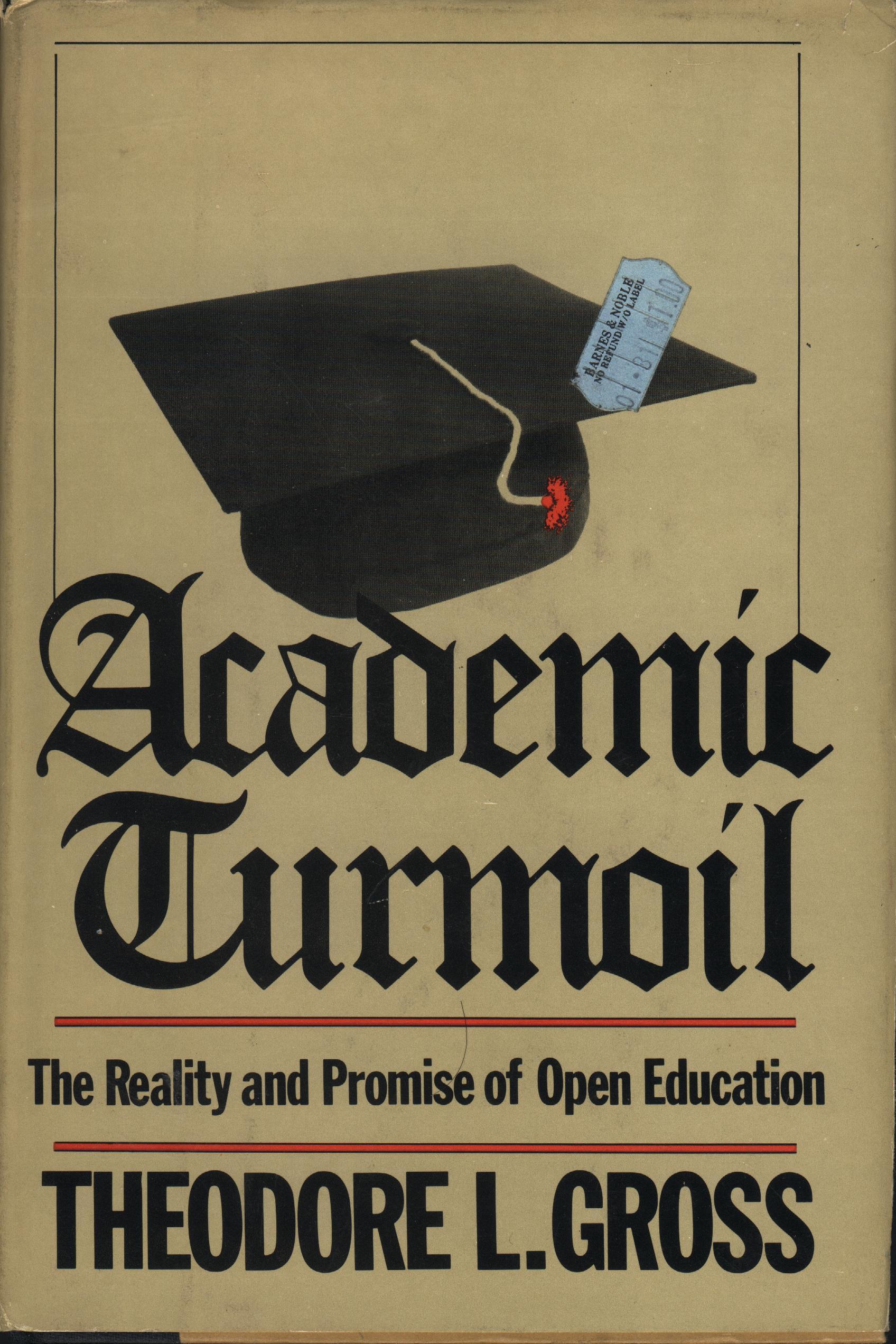 Academic Turmoil