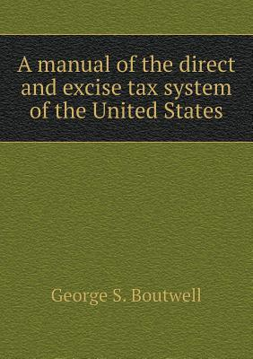 A Manual of the Direct and Excise Tax System of the United States