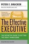The Effective Executive Revised