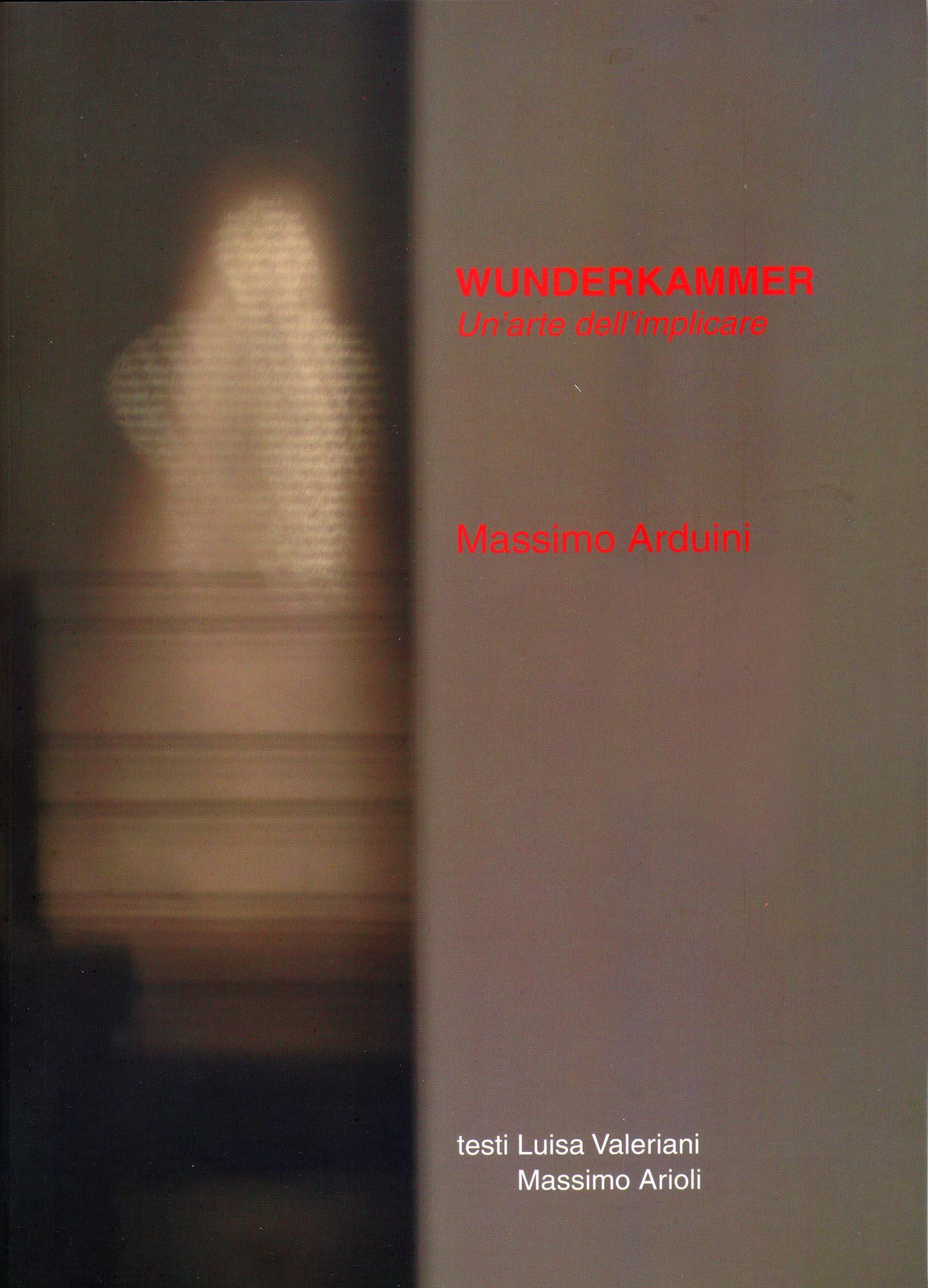 Massimo Arduini. Wunderkammer