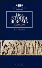 Storia di Roma - Libri XXXV - XXXVI