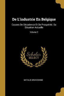 de l'Industrie En Belgique