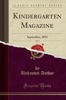 Kindergarten Magazin...