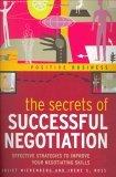 The Secrets of Successful Negotiation