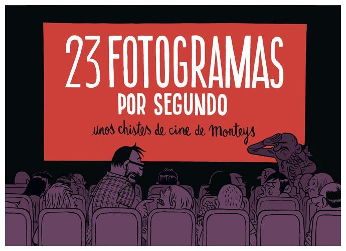 23 fotogramas por segundo