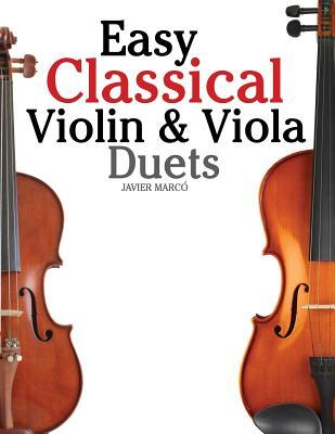 Easy Classical Violin & Viola Duets