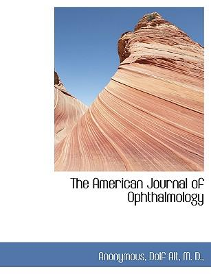 The American Journal of Ophthalmology