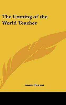 The Coming of the World Teacher