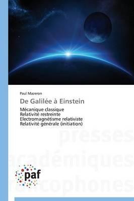 De Galilee a Einstein