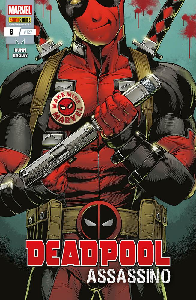 Deadpool n. 127