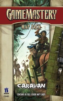 Gamemastery Map Pack Caravan