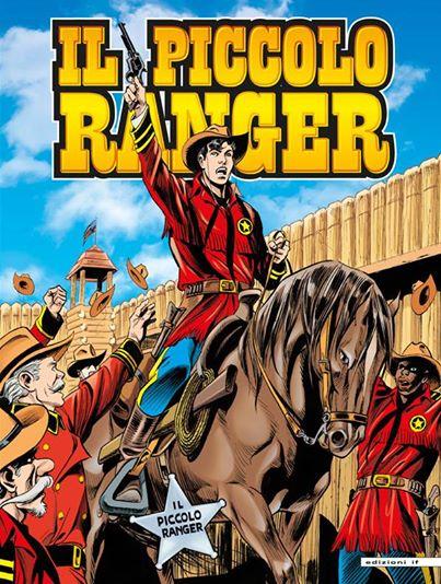 Il piccolo ranger (ristampa IF) n. 21
