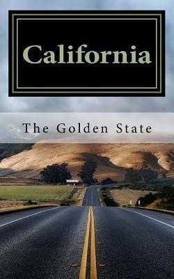 California - the Golden State Blank Journal