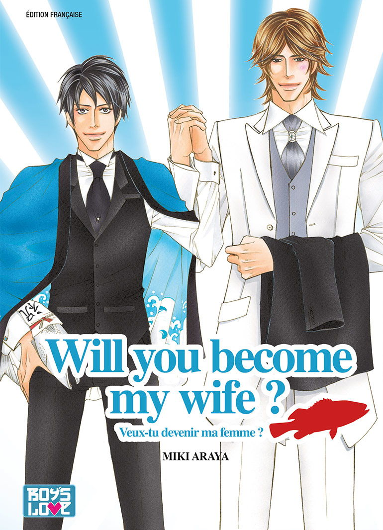Will you become my wife?