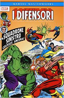 Marvel Masterworks: I Difensori vol. 2