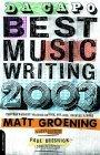 Da Capo Best Music Writing 2003: v. 4