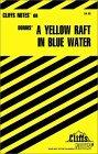 A Yellow Raft in Blue Water