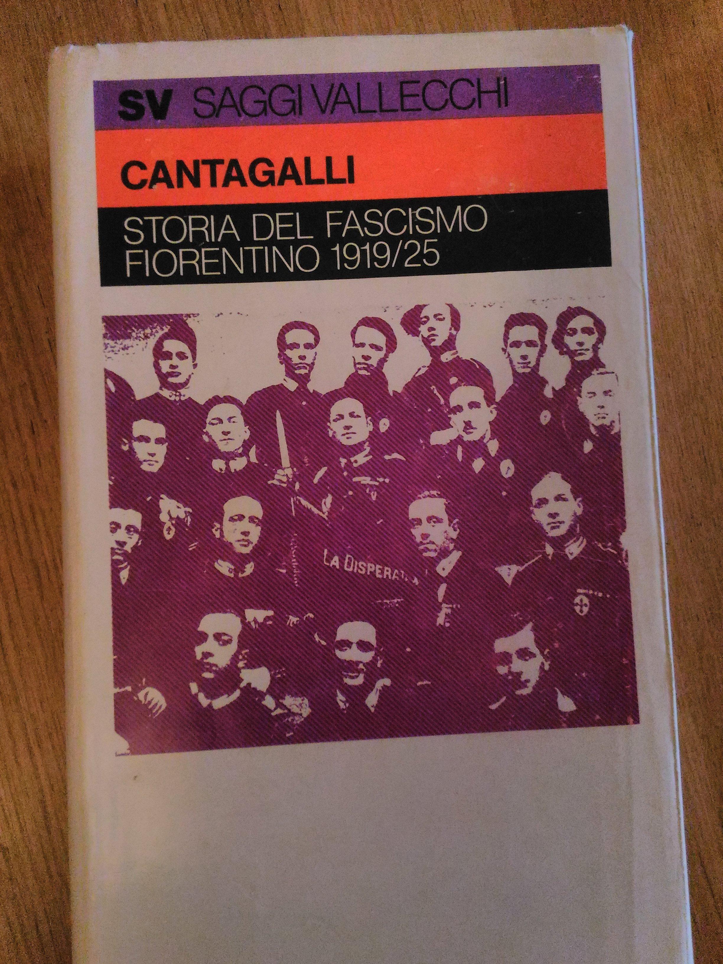 Storia del fascismo fiorentino, 1919-1925