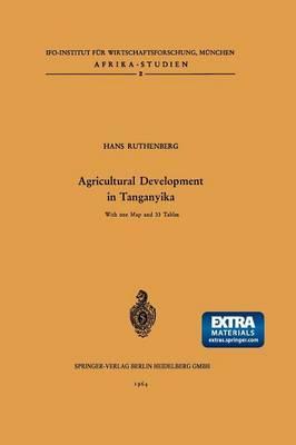 Agricultural Development in Tanganyika