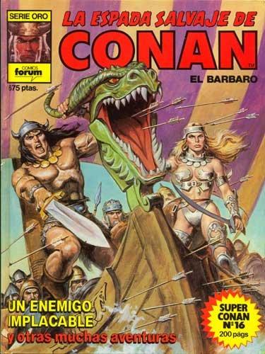 Super Conan #16