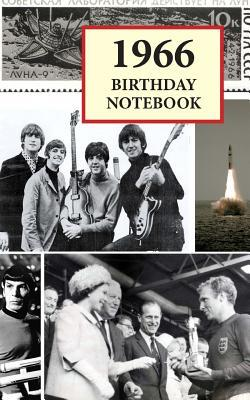 1966 Birthday Notebook