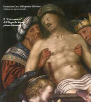 """Il """"Cristo morto"""" di Filippo da Verona pittore itinerante"""