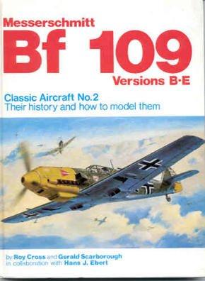 Messerschmitt BF 109, versions B-E