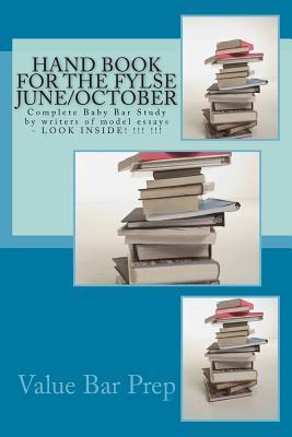 Handbook for the Fylse, June/October
