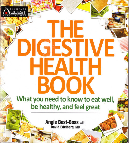 The Digestive Health Book