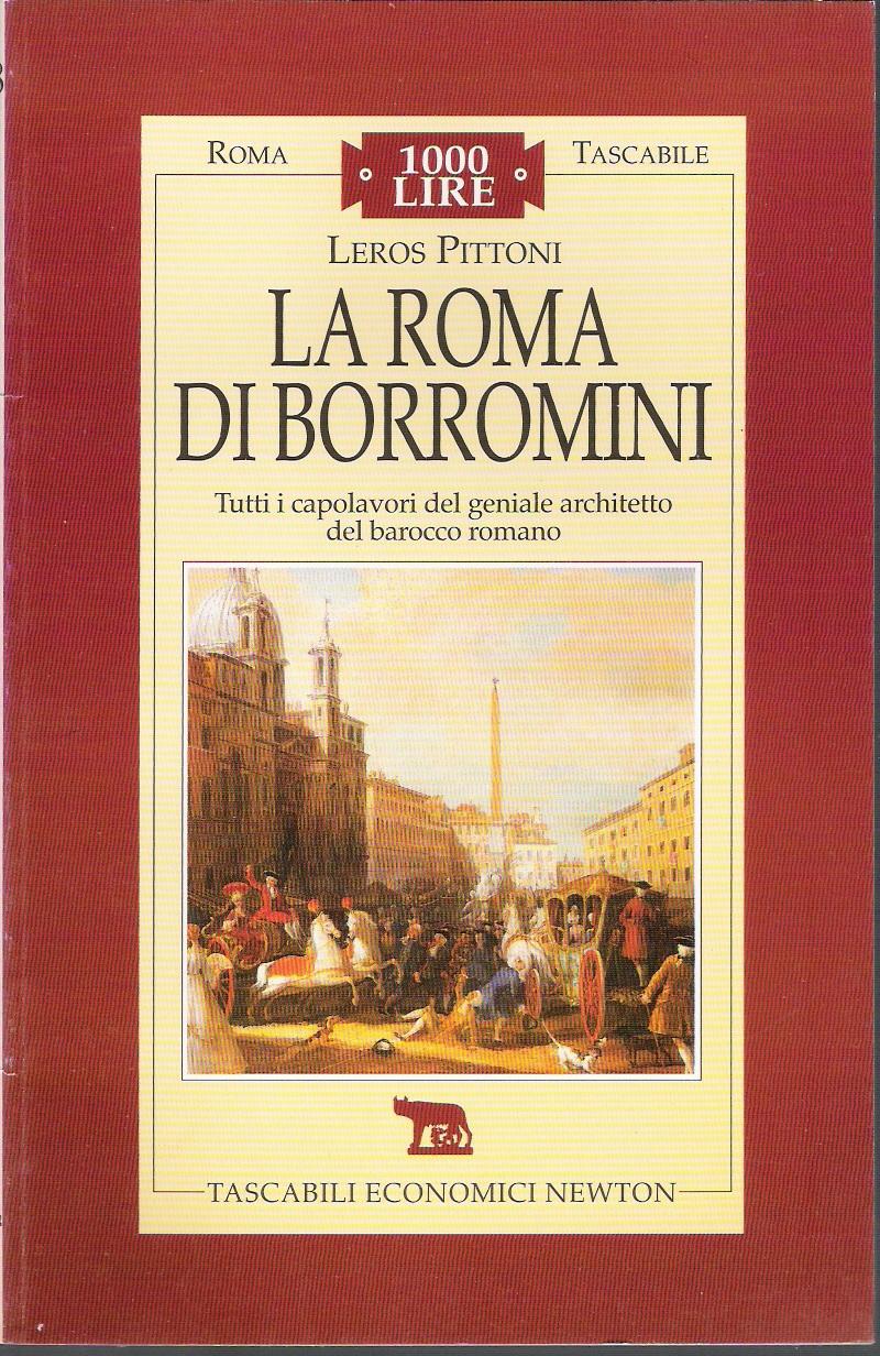 La Roma di Borromini