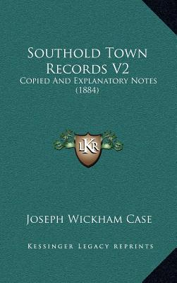 Southold Town Records V2