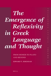 The Emergence of Reflexivity in Greek Language and Thought