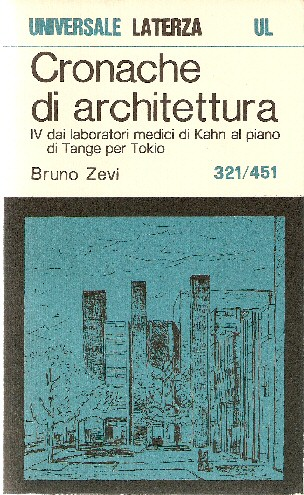 Cronache di architettura volume quarto (321-451)
