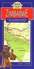 Zimbabwe Travel Map