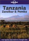 Lonely Planet Tanzania, Zanzibar & Pemba