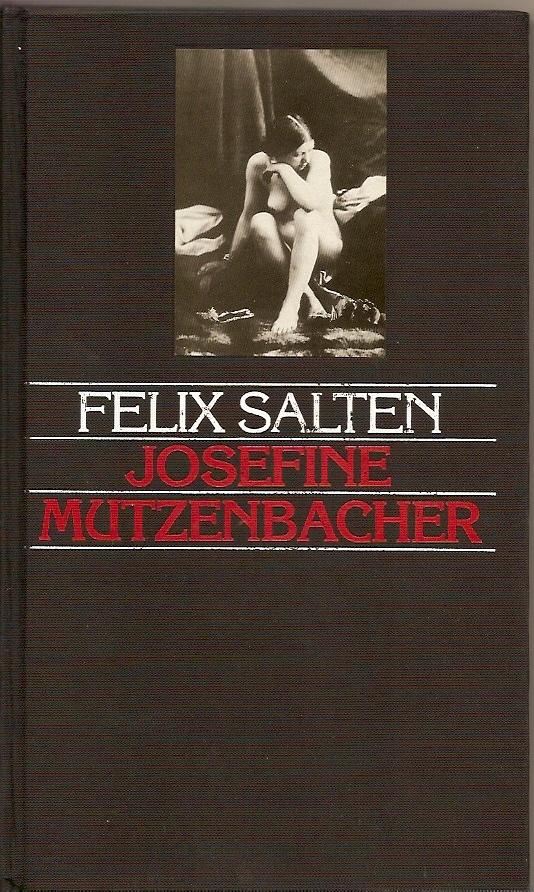 Josefine Mutzenbache...