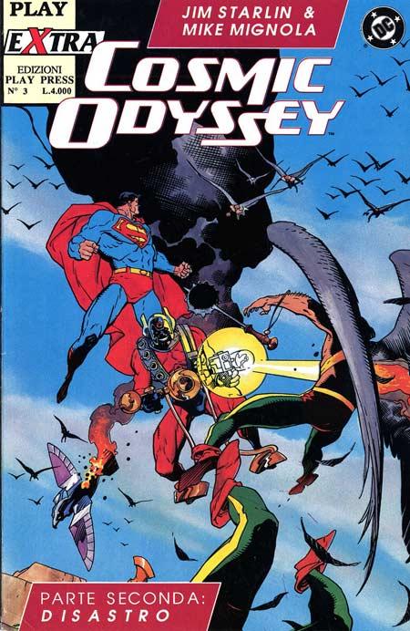 Cosmic Odyssey parte...