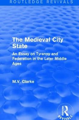 The Medieval City State