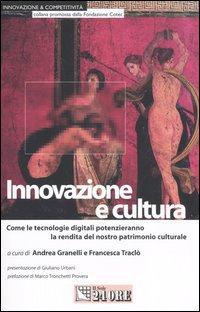Innovazione e cultura