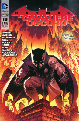 Batman Il Cavaliere Oscuro, n. 10
