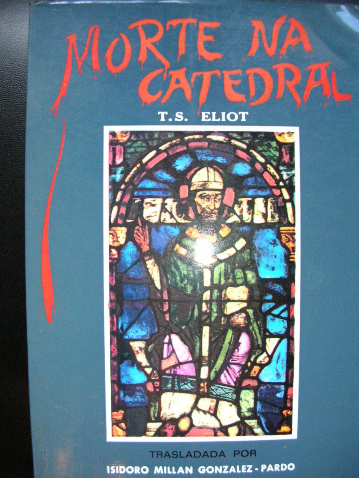 Morte na catedral