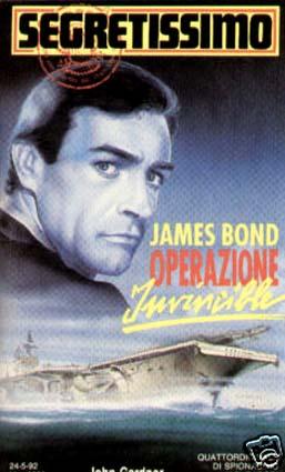 James Bond: operazio...