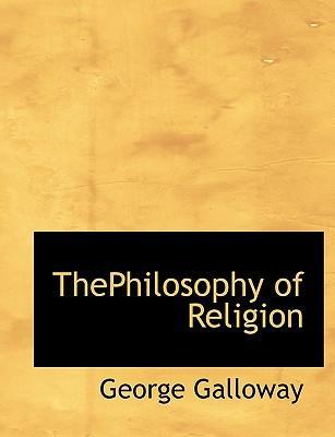 ThePhilosophy of Religion