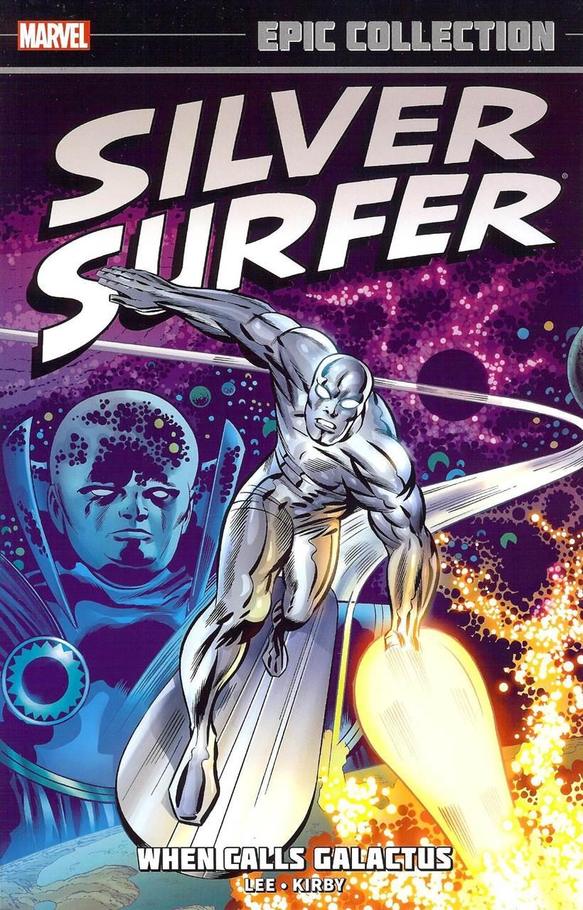 Silver Surfer Epic C...