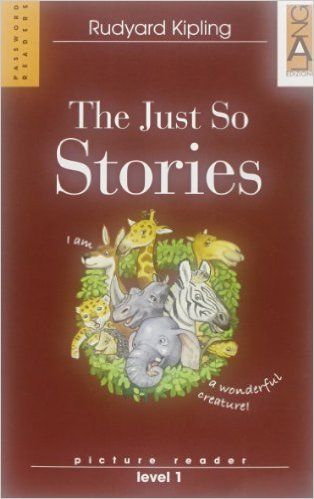 The Just So Stories. Con CD Audio