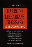 Harrod's Librarians' Glossary And Reference Book